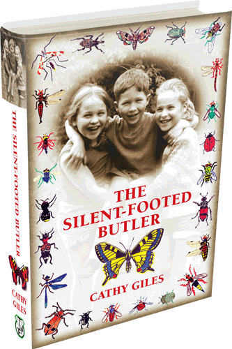The Silent-footed Butler by Cathy Giles